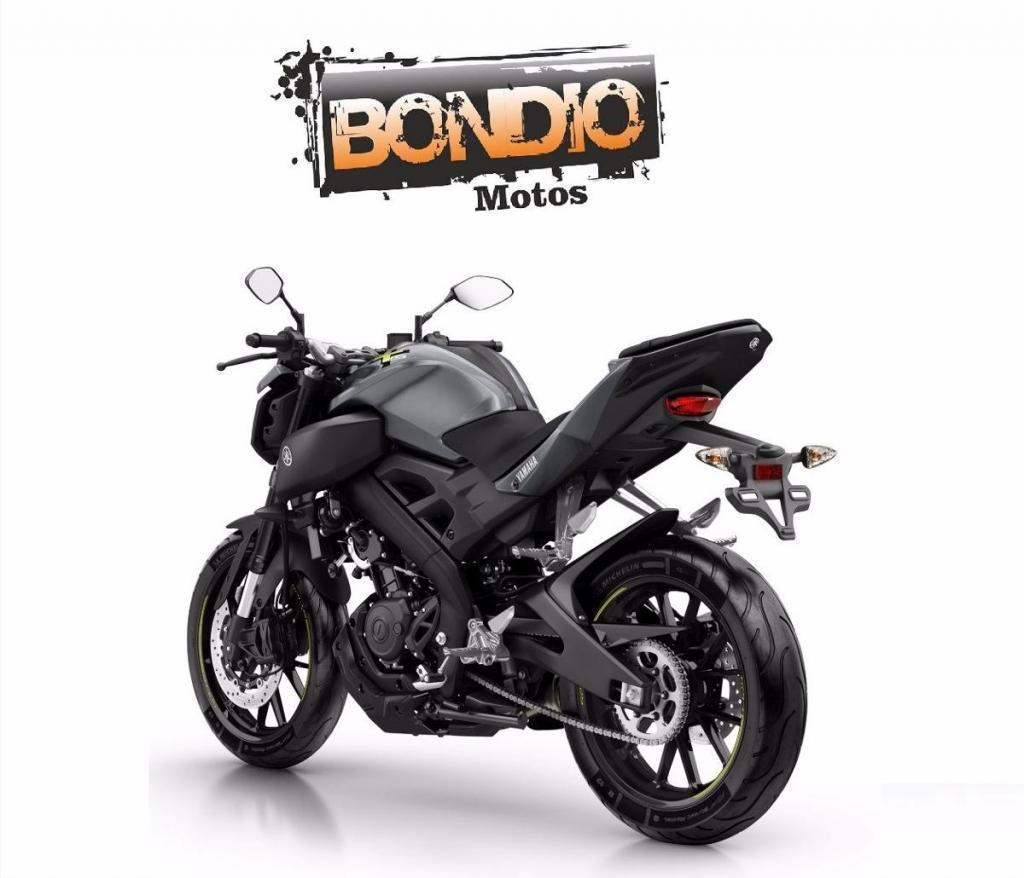 YAMAHA MT 07 Bondio Motos