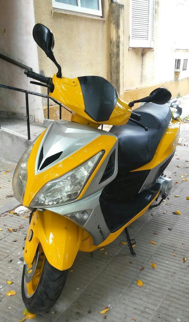 Vendo Gilera Scooter 125 2015