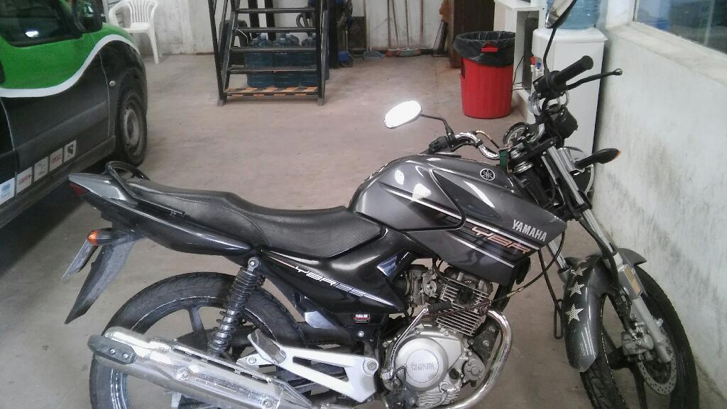 Vendo Ybr Yamaha 125