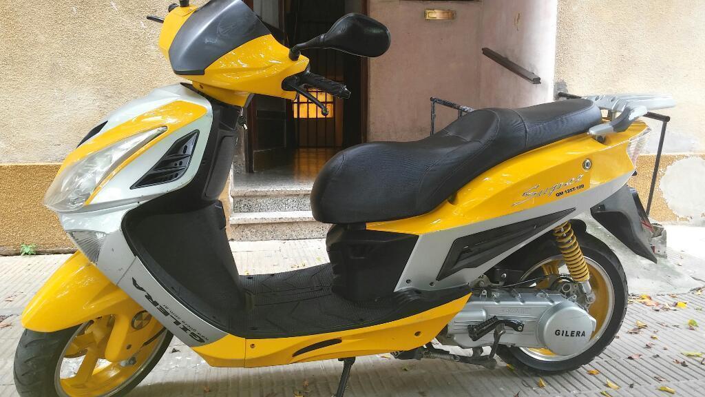 Vendo Gilera 125 Scooter 2015