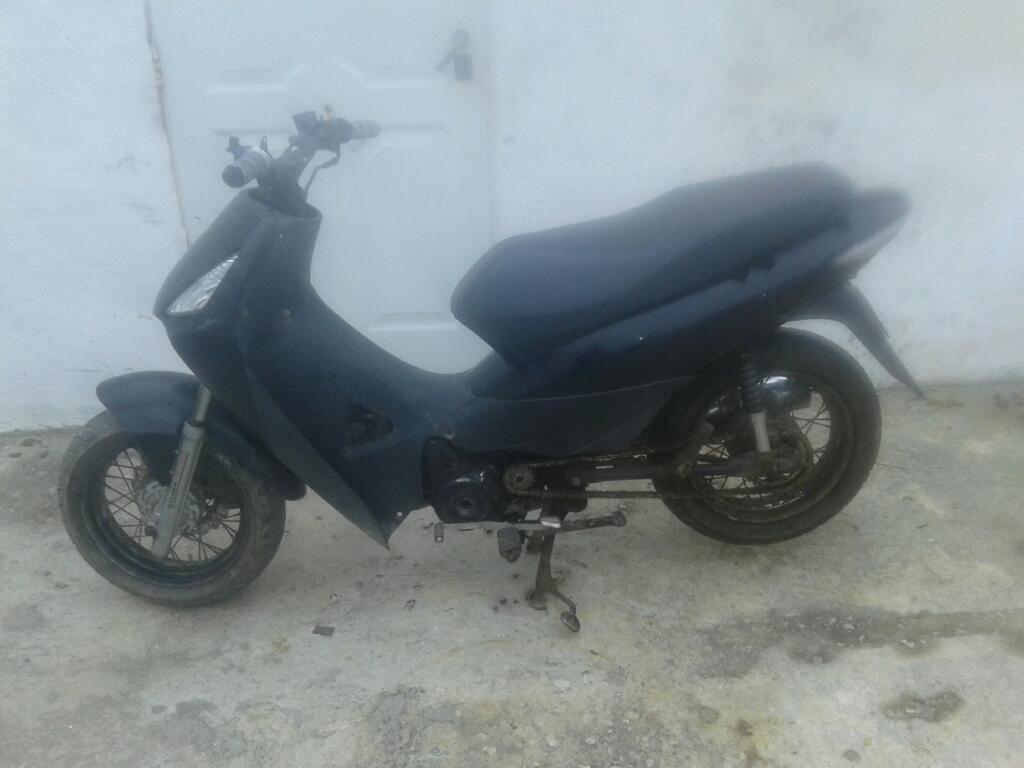 Moto 110 Modelo 2010