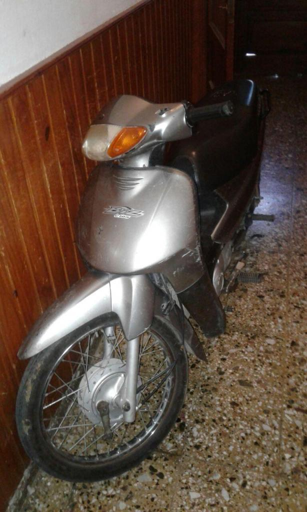 Honda biz 105 Permuto precio charlable
