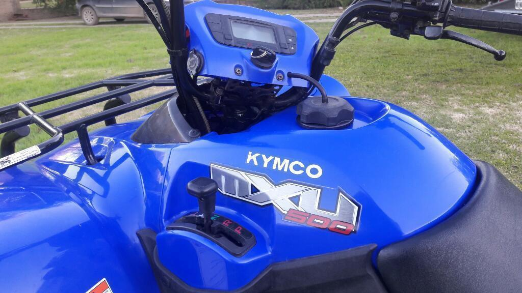 Kymco 500 4x4 2008