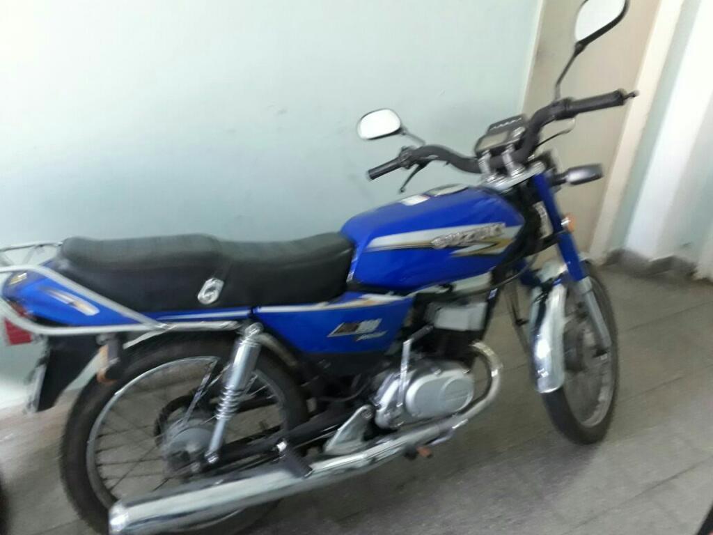 Suzuki Ax 100 2012 Titular