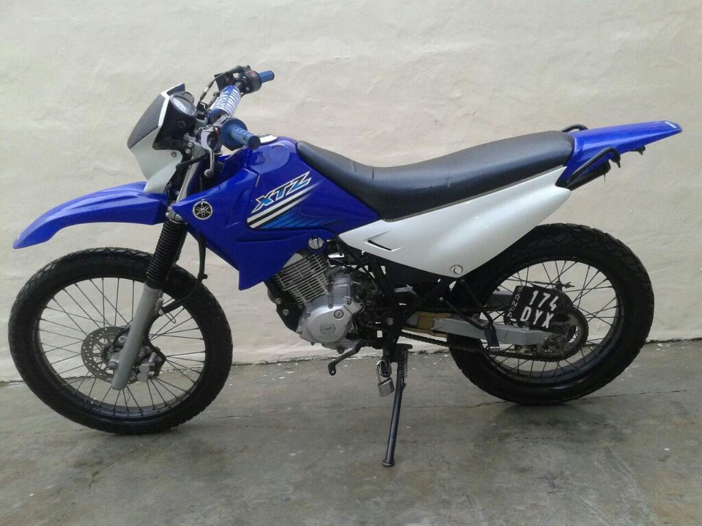 Yamaha xtz precio de 125 brick7 motos for Yamaha xtz 125