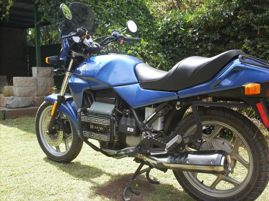 BMW K 75 EXCEPCIONAL ESTADO VENDO