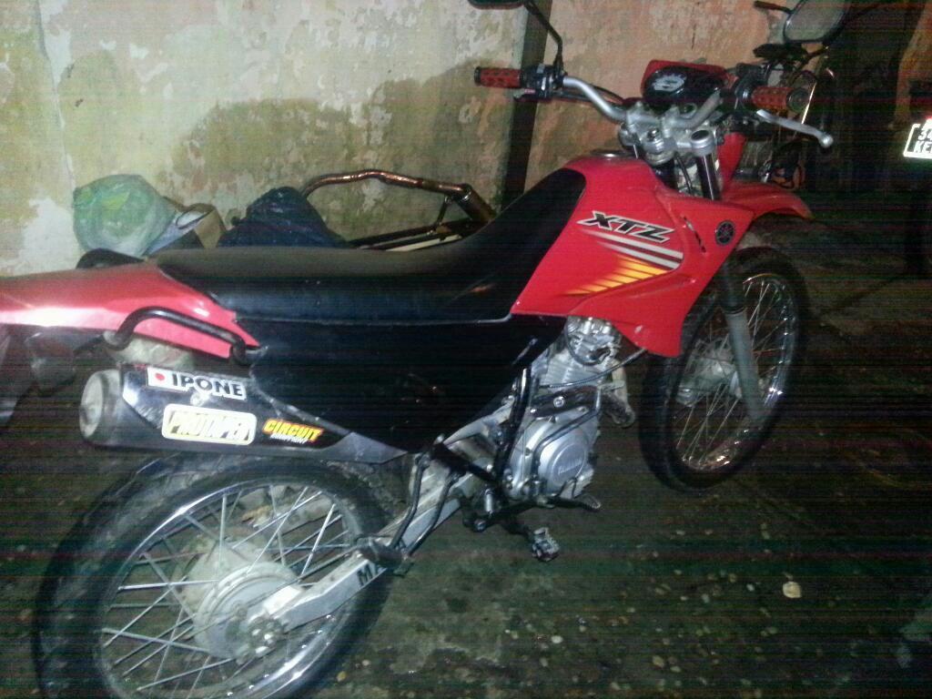 Vendo O Permuto Yamaha Xtz Solo X Hoy