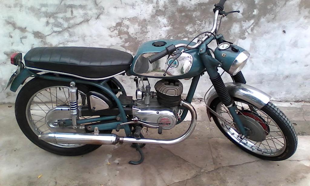 Zanella 125 !968