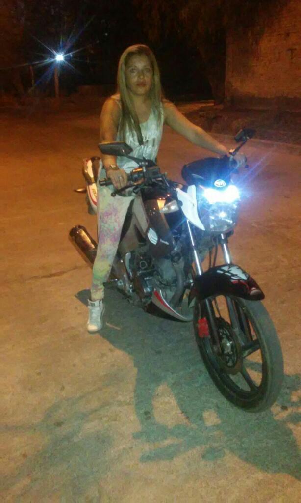 Vendo Moto Zanella 200 Cc