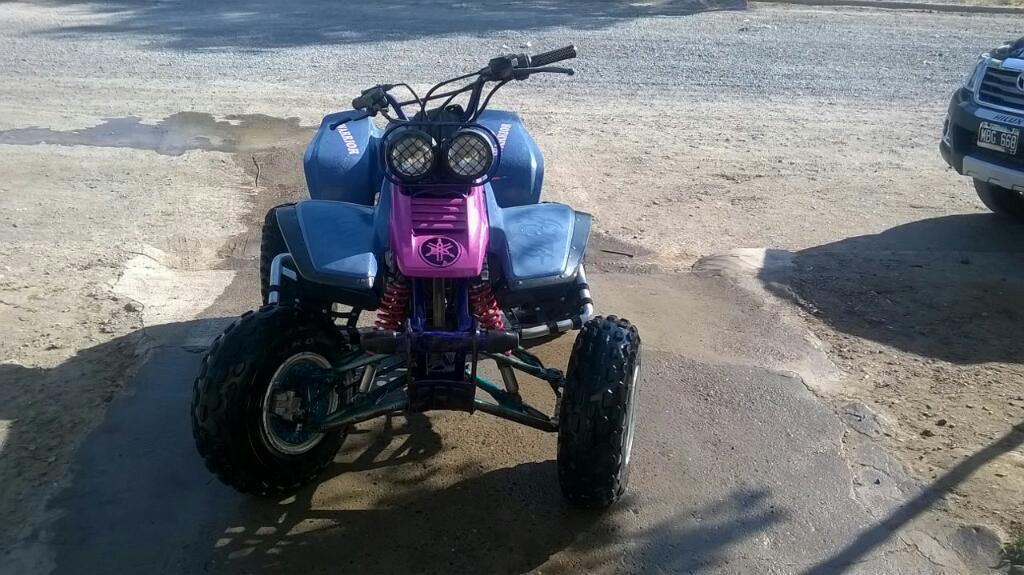Cuatriciclo Yamaha Warrior 350