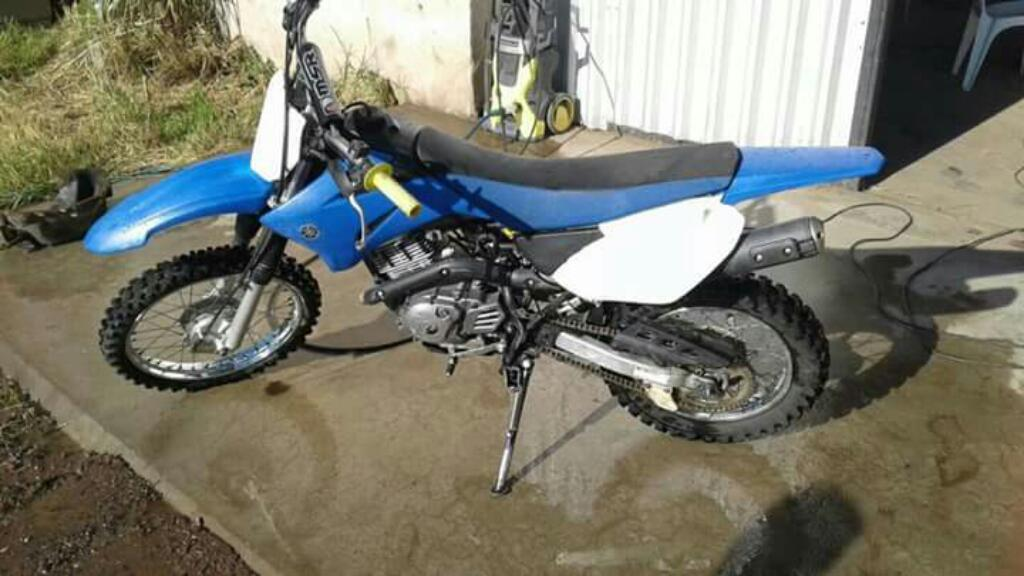 Ttr 125 Brick7 Motos