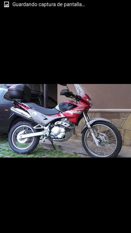 MOTO FALCON 400 .2010