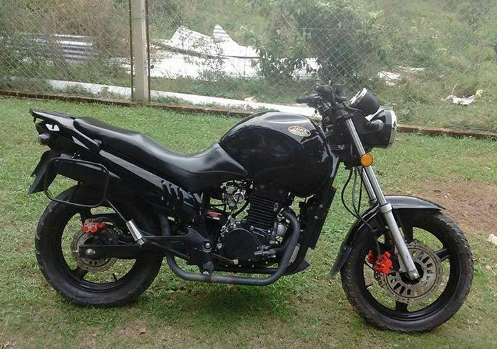 Vendo o permuto Jawa 350 2012 impecable