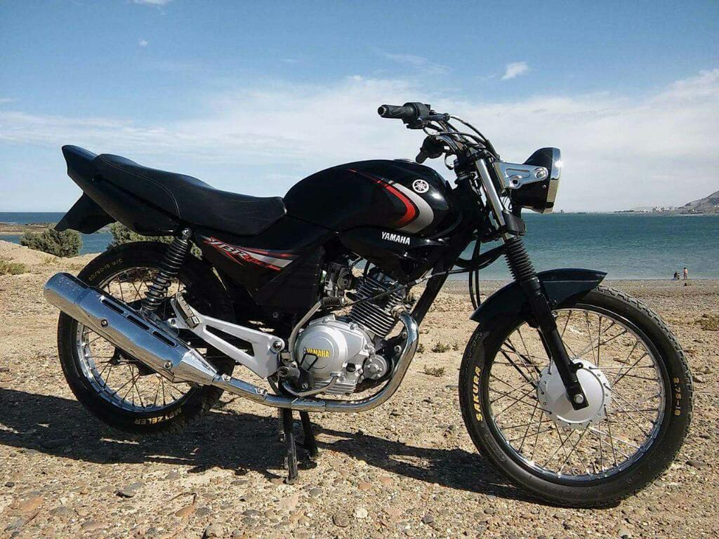Yamaha Ybr 125cc Base