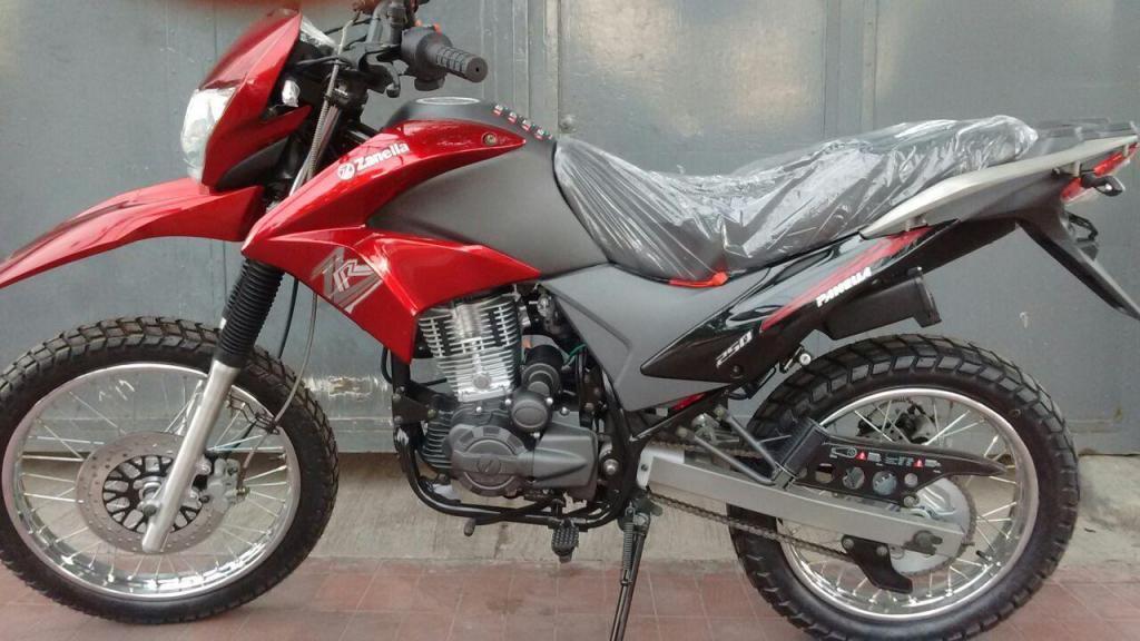 Zanella ZR 250 PANELLA MOTOS