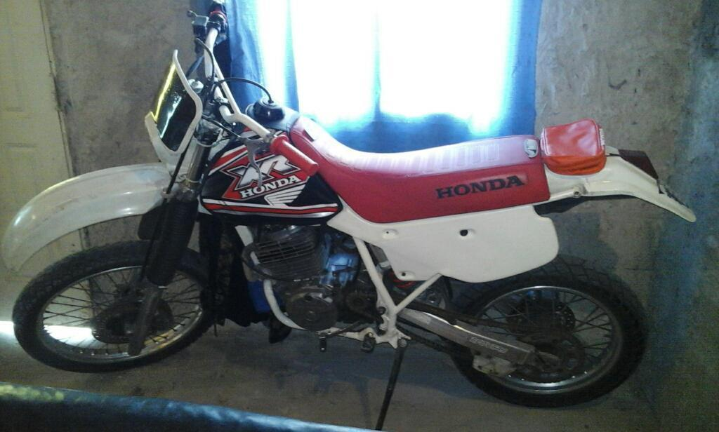 Xr 600 Vendos Brick7 Motos