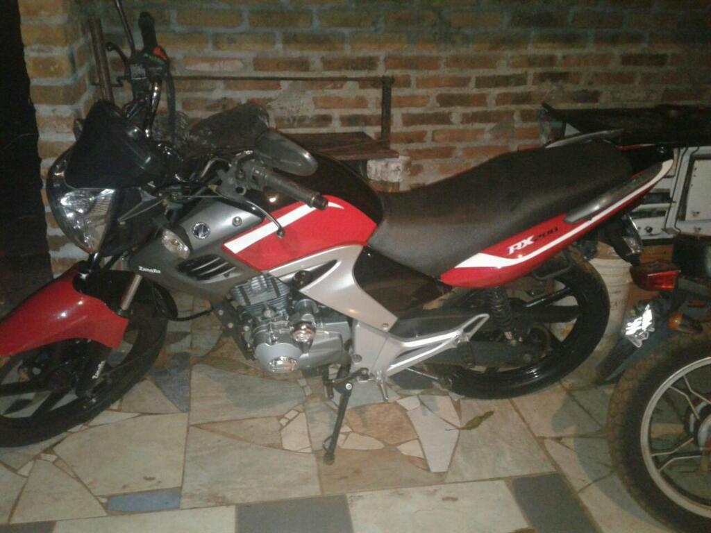 Vendo Zanella Rx 200