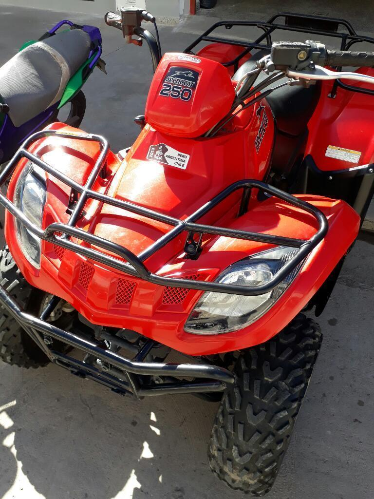 Arctic Cat 250 Atv