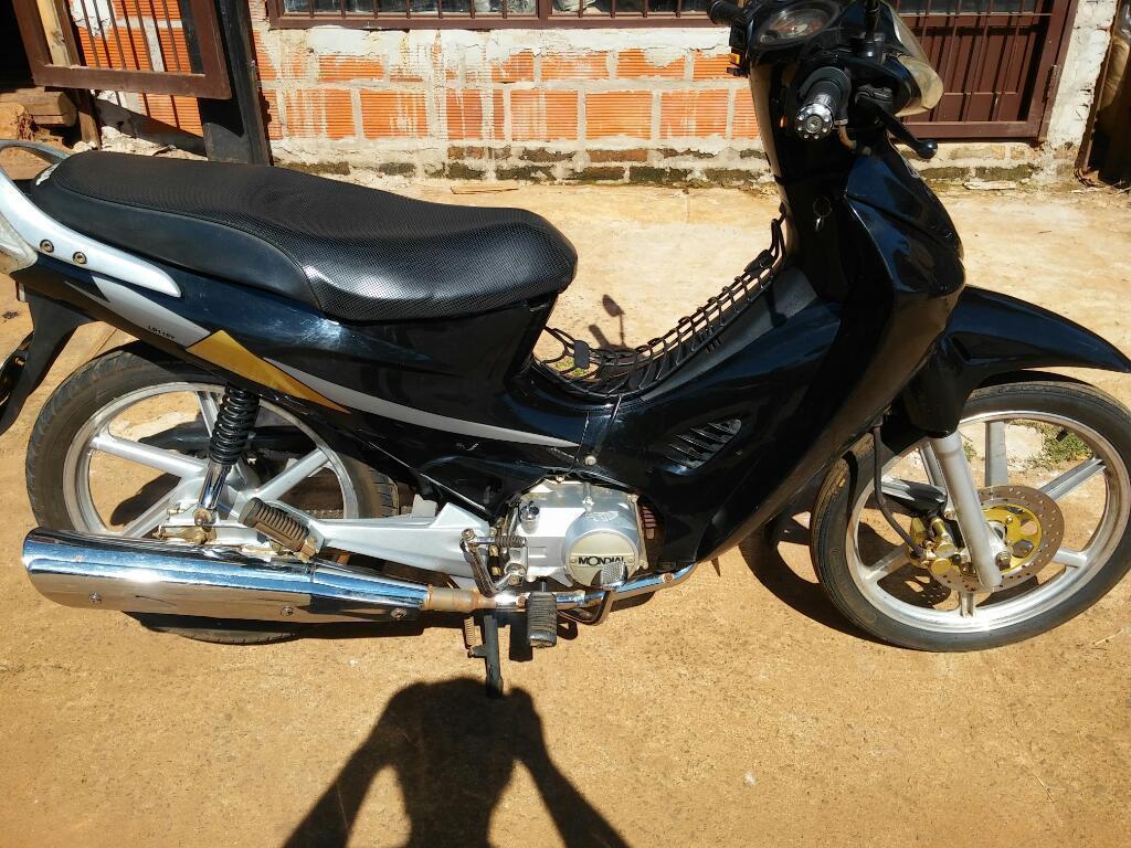 Vendo Mondial 110cc (2014)