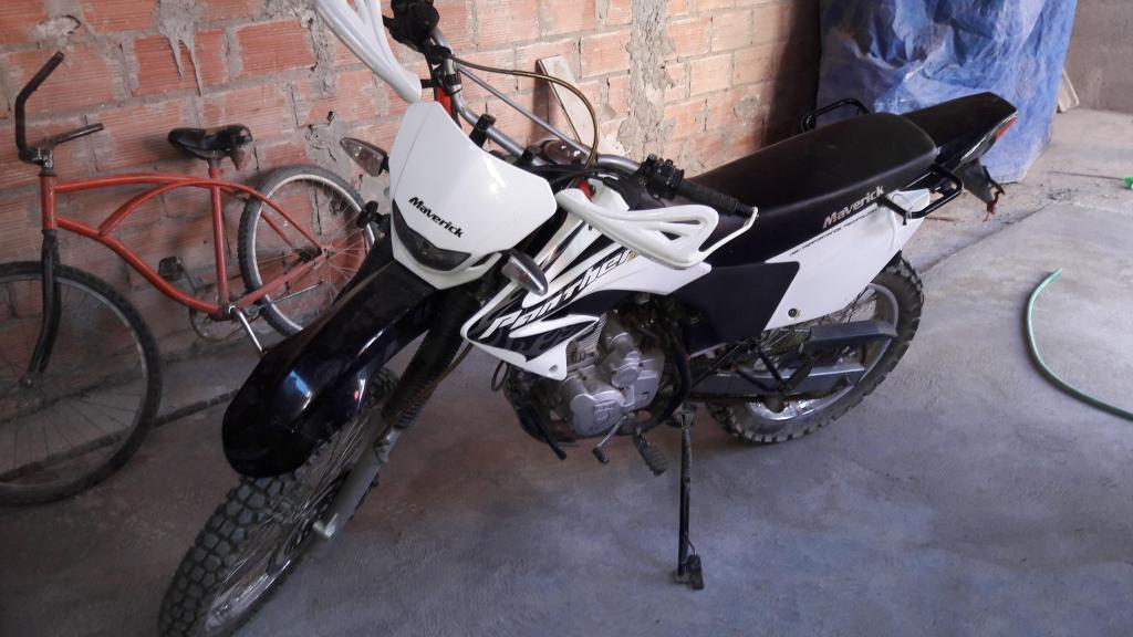 Moto Enduro Maverick Panther 250cc Mod2013