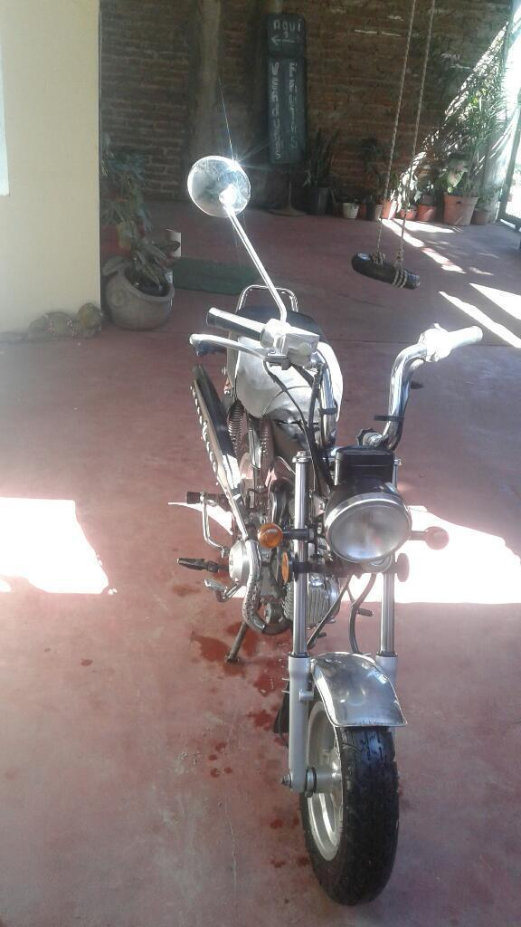 Vendo Motomel Dax 70