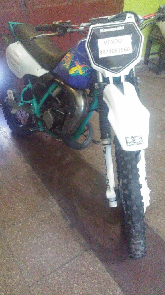 Liquido Kawasaki Kmx125 2t
