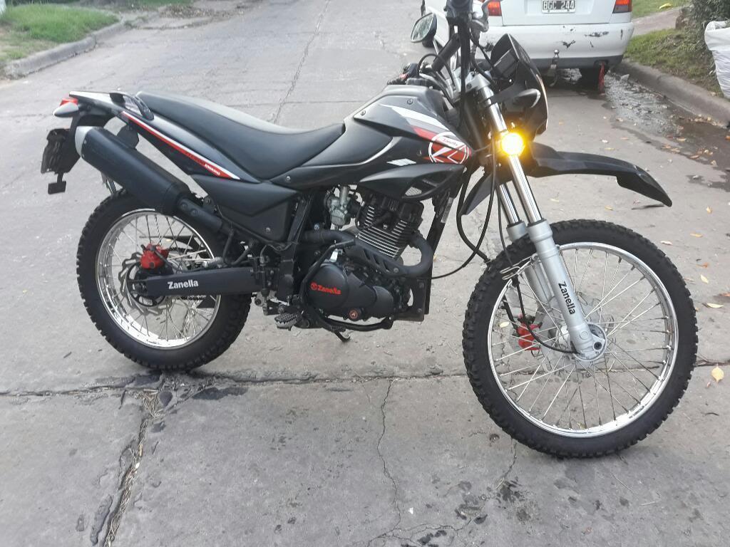 Vendo Moto Zanella Ztt 200