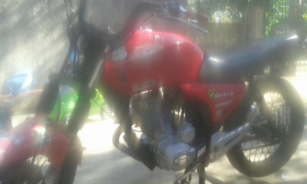 Vendo Motomel150mod 2012