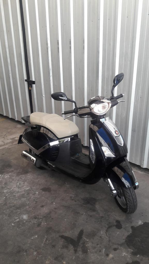 Scooter GILERA QM JAZZ 125. IMPECABLE!!! No Zanella Styler, no Corven milano, no Mondial