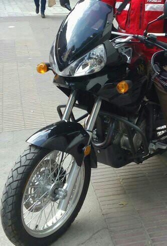 Vendo o Permuto Jawa RVM 600 cc a inyeccion