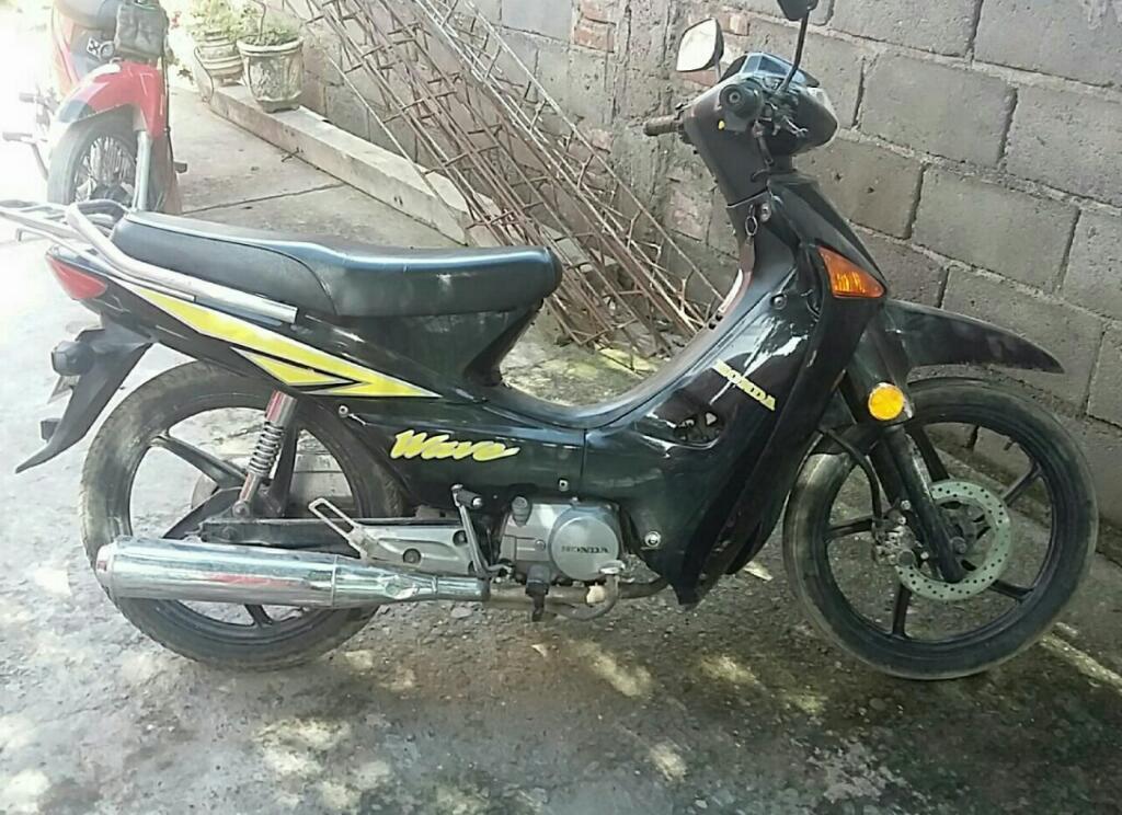 Vendo O Permuto por Otra Moto Wave 2008