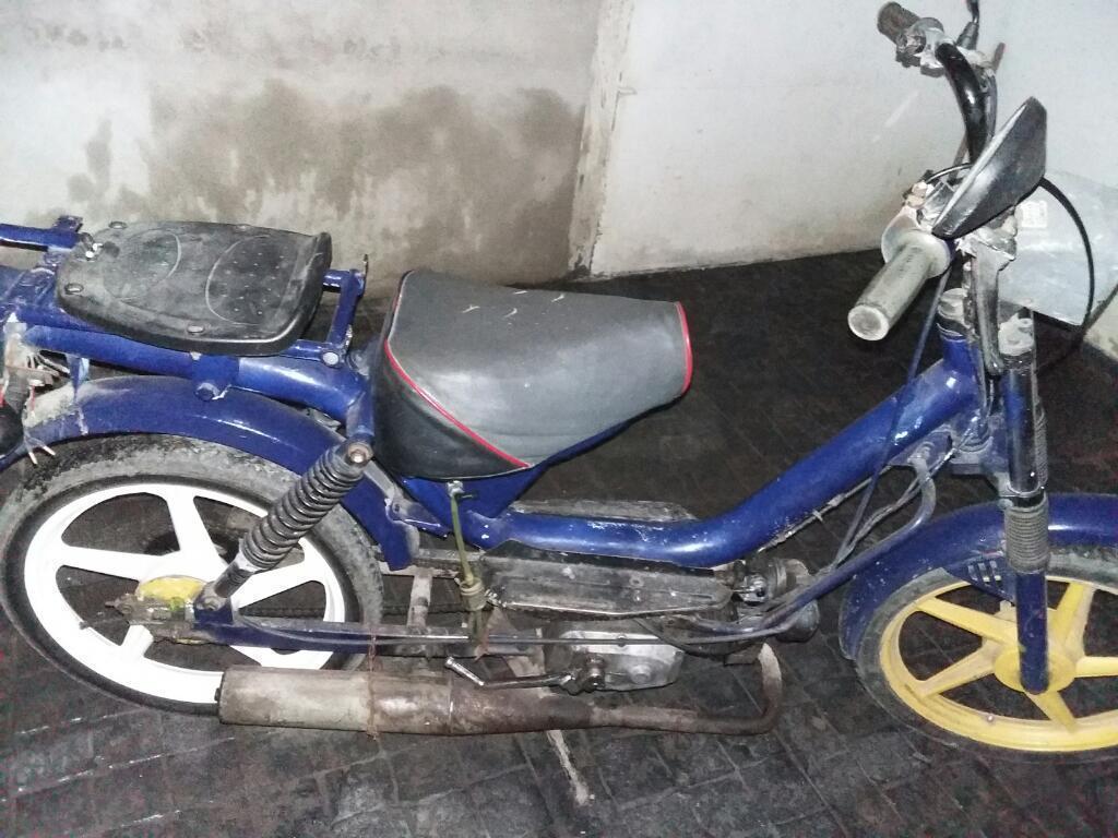 Ciclomotor Vendo Urgente