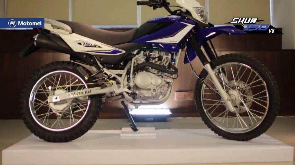 motocicleta skua 150cc