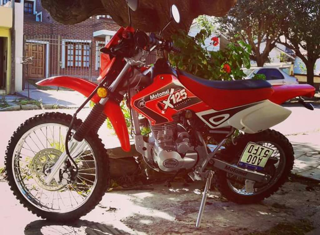 Vendo Motomel X3m