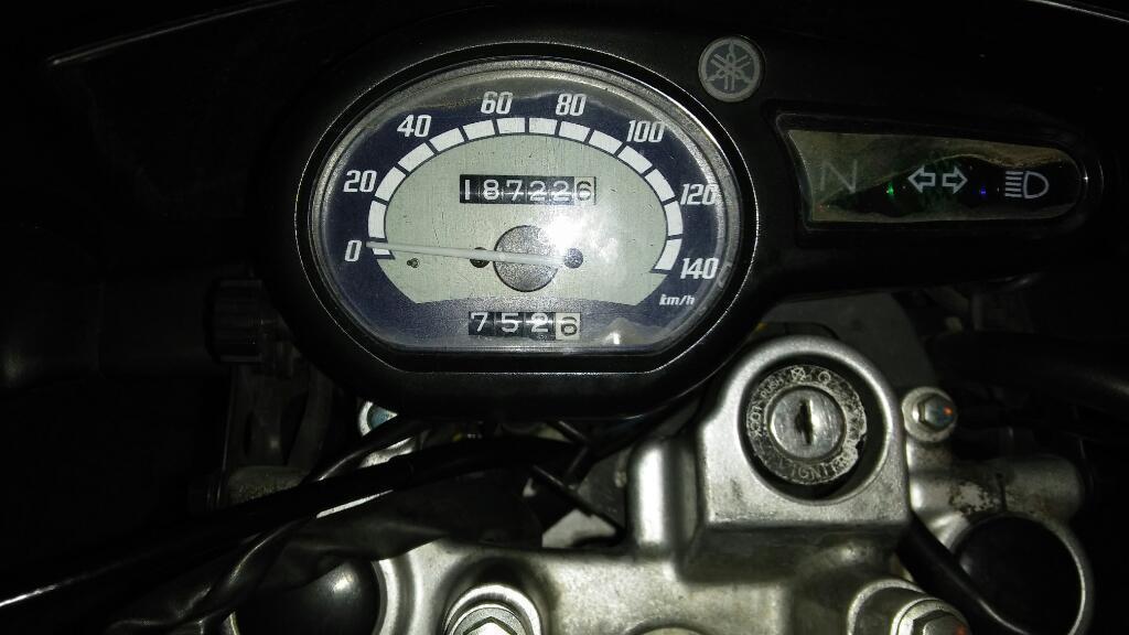 Vendo O Permuto Yamaha Xtz 125 2013