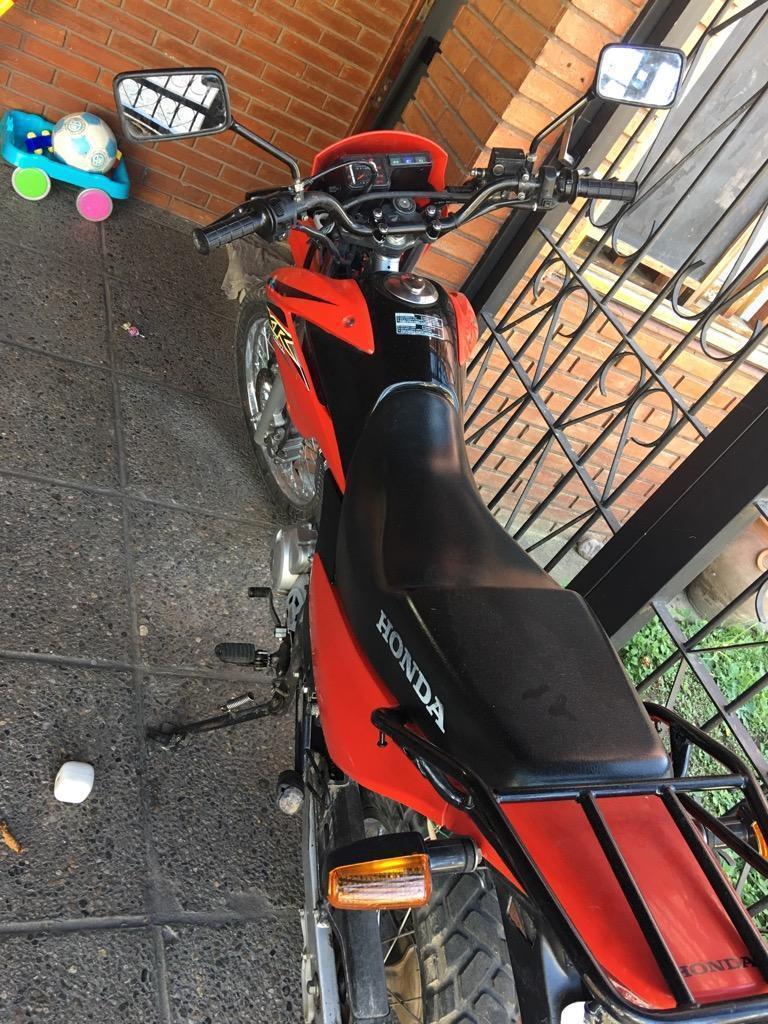 Moto Xr 125