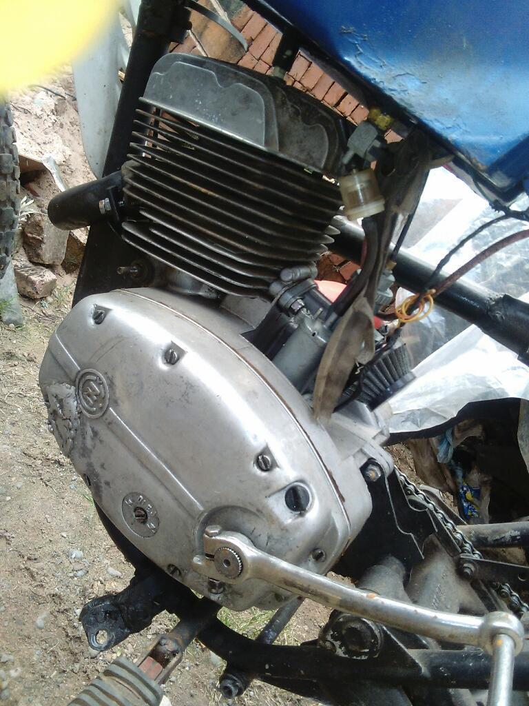 Vendo Motor Jawa 180cc 2t