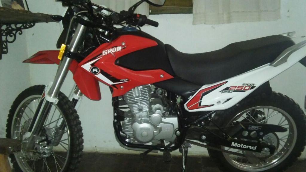 Moto Skua 250cc Impecable!!