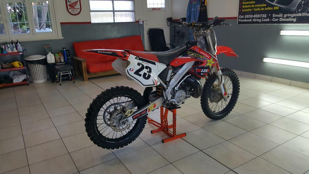 Honda CR125r 2T 2001 Impec