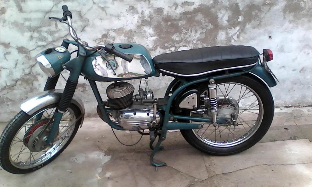 Zanella 125 Special 1968