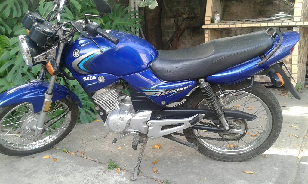 Yamaha Ybr 125 2012 Increible Estado