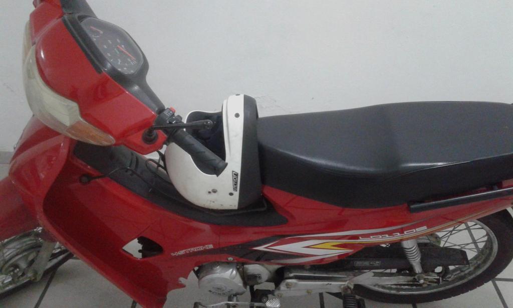 mondial 110cc modelo 2013