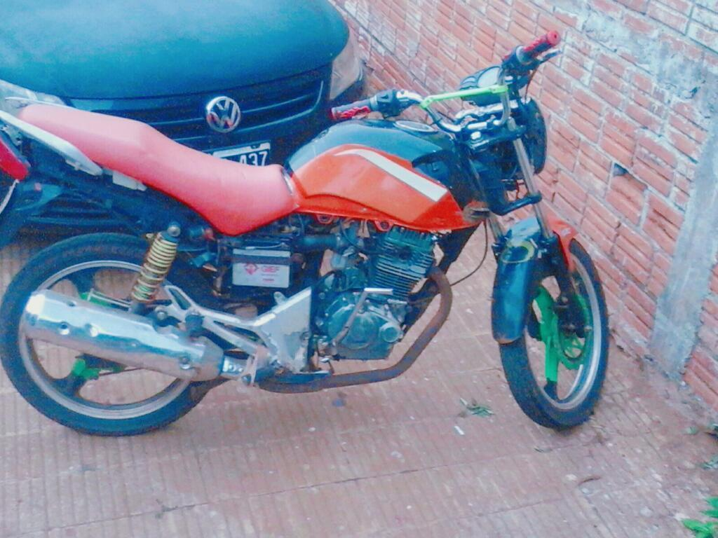 Vendo Moto Zanella 200 Buen Precio!!!!!!