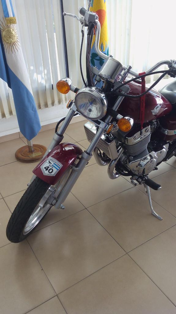 Mondial Hd 250 Impecable