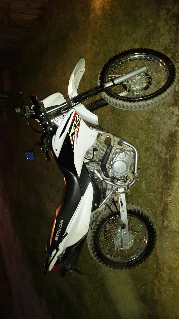 Venta de Moto Honda Xr125 Modelo 2013
