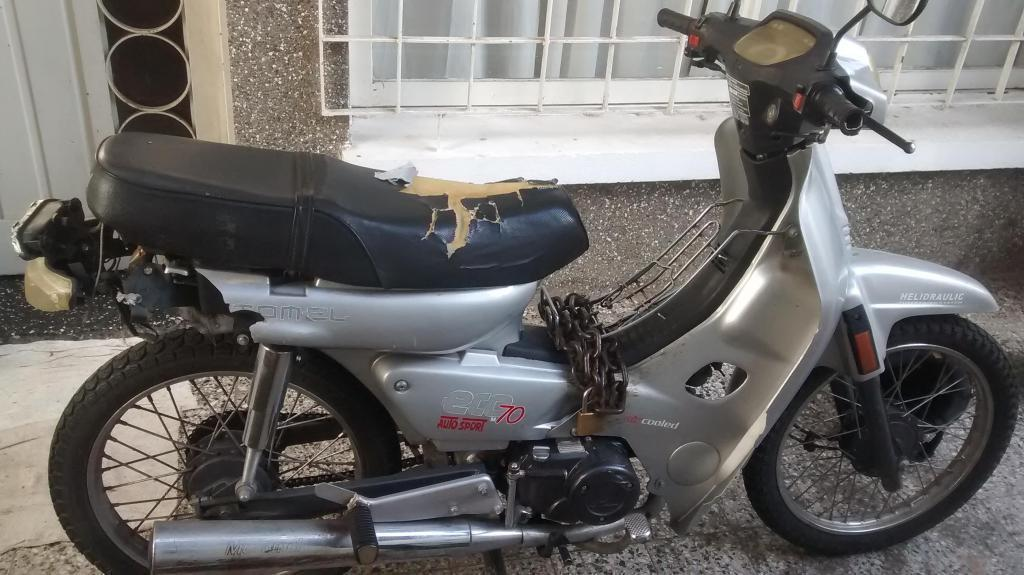 vendo motomel eco 70