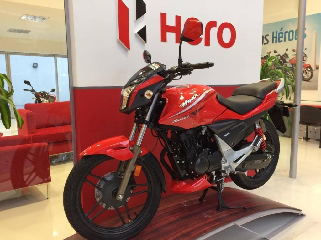 Hunk Sport 150cc Hero Motos Argentina