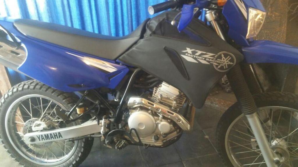 Yamaha xtz 250 INMACULADA