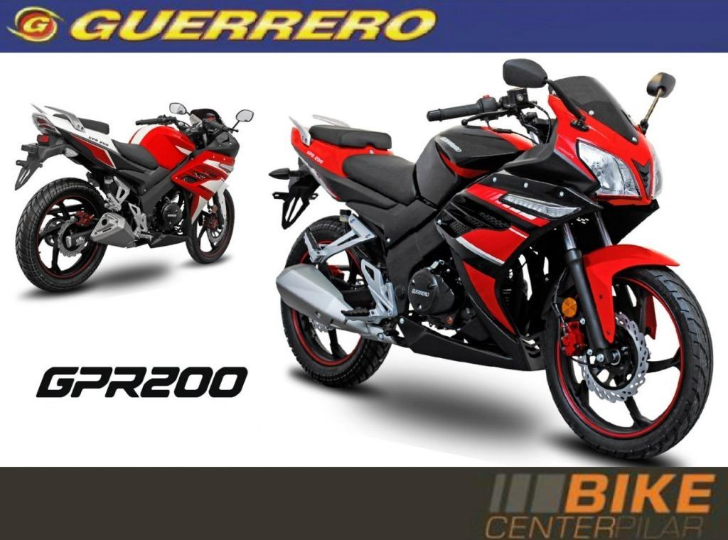 GPR 200 BikeCenter Agente Oficial Guerrero