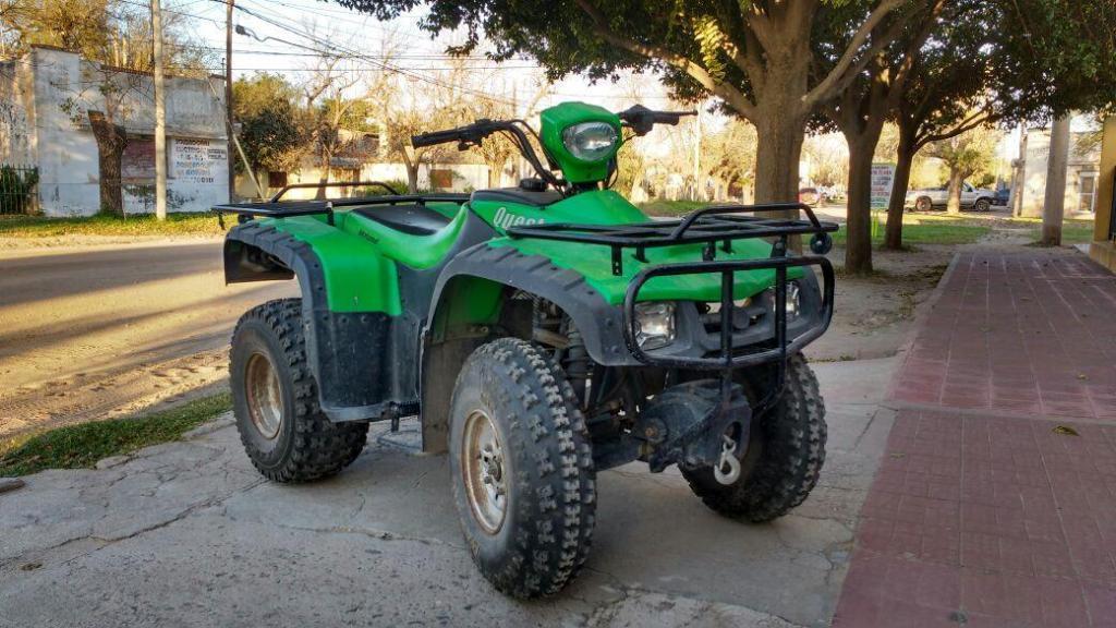 Cuatriciclo Motomel Quest 250